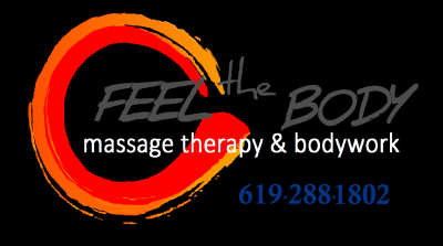 FEEL the BODY massage therapy & bodywork logo