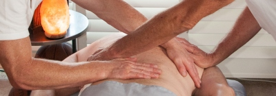 4 Hands working in Tandem on one Body, Creating a space for one to fall into a deeper state of relaxation.