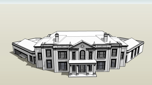 new build 13,000sq ft within St Georges Hill, Weybridge, Surrey
