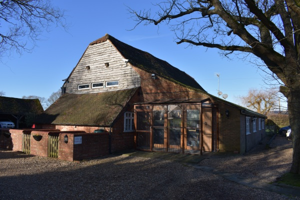 Rough Beech Barn Conversion to two new dwellings