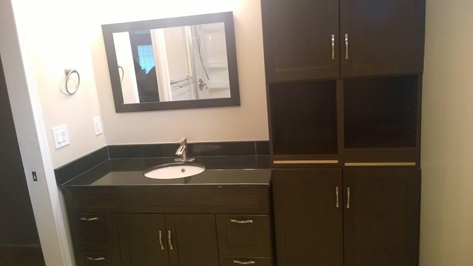 Bathroom Vanity & Cabinet