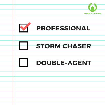 3 Types of Storm Damage Contractors