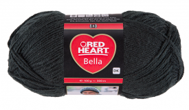 Red Heart Bella Anthracite