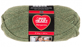 Red Heart Margareta Dulcet