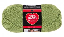 Red Heart Margareta Green