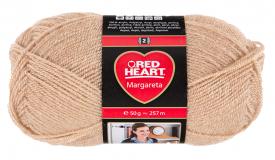 Red Heart Margareta Sand