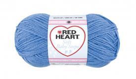 Red Heart Soft Baby Steps Deep Sky Blue