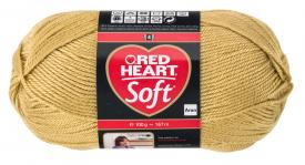 Red Heart Soft Honey