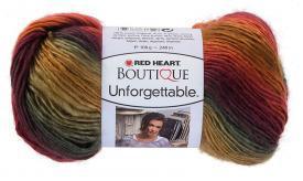 Red Heart Unfortgettable