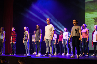 Musical Theatre Class Barry
