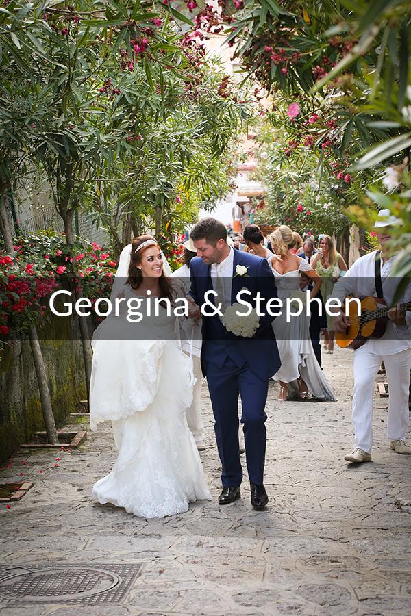 Georgina & Stephen