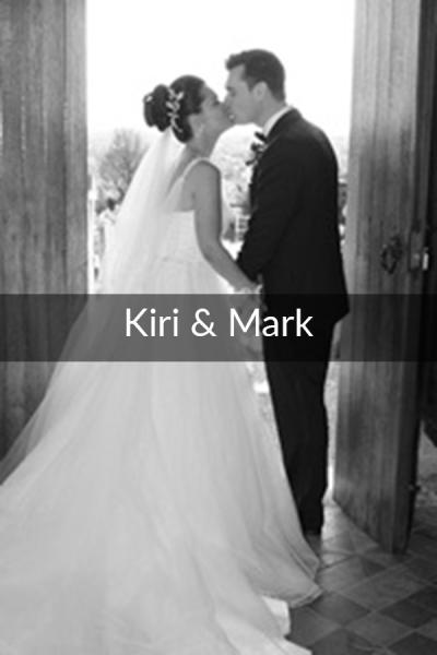 Kiri & Mark