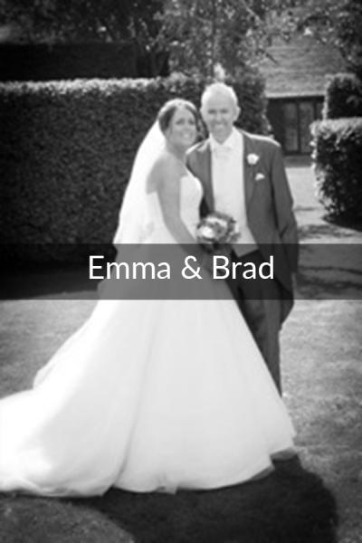 Emma & Brad