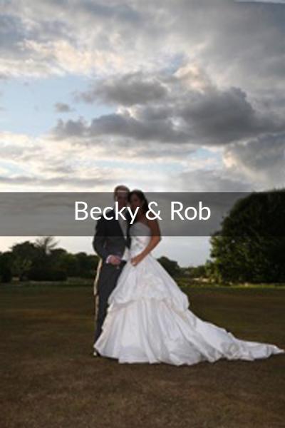 Becky & Rob