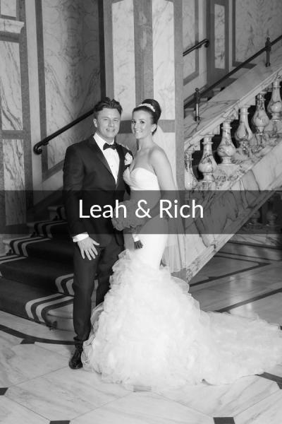 Leah & Rich