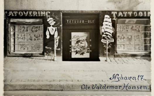 Save The World's Oldest Tattoo Shop