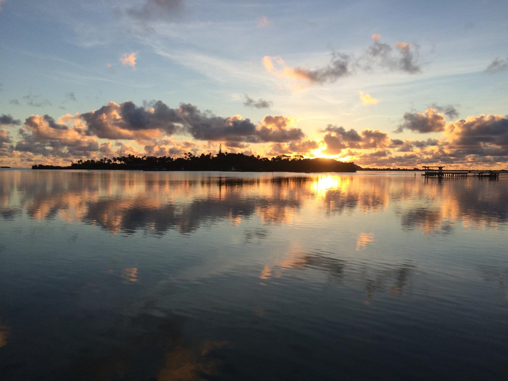 HIMB Sunrise
