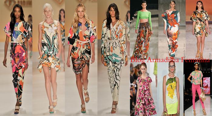 Fashion Week SP/RJ - As Tendências do Verão 2015