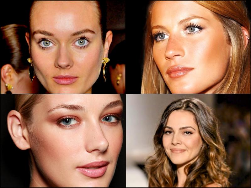 Maquiagem 2015 Tendências Seguidas