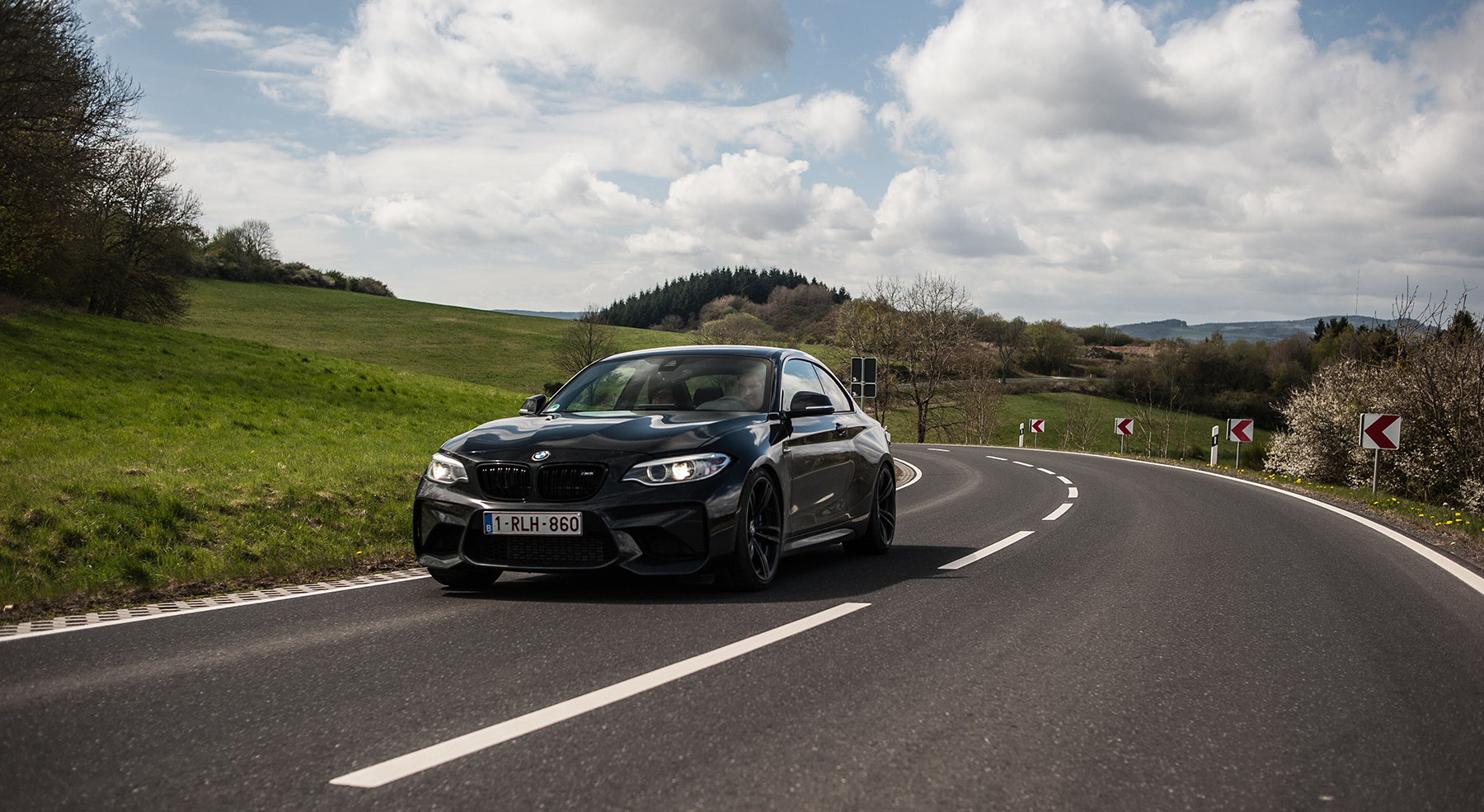 roadpursuit, winter roadtrip, Bmw M2