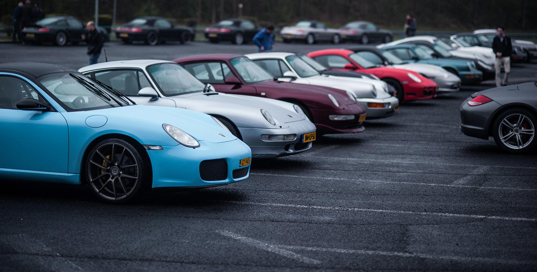 Roadpursuit Porsche rally roadtrip Duitsland