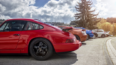 Roadpursuit, Porsche roadtrip, Porsche