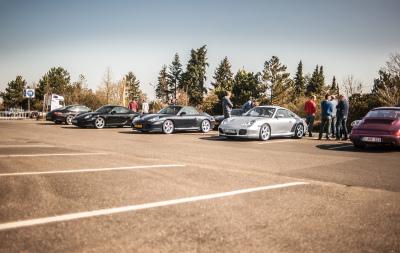 Roadpursuit, Porsche, Lux Roadtrip