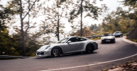 Roadpursuit Porsche GTS roadtrip