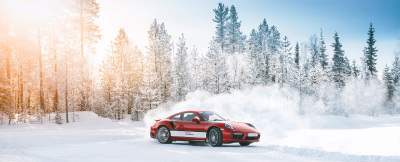 Winter Roadtrip, Porsche, Roadpursuit