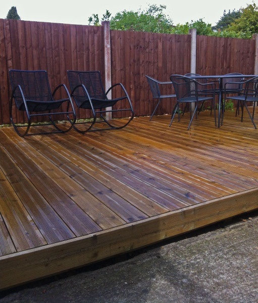 decking renovation and restoration birmingham