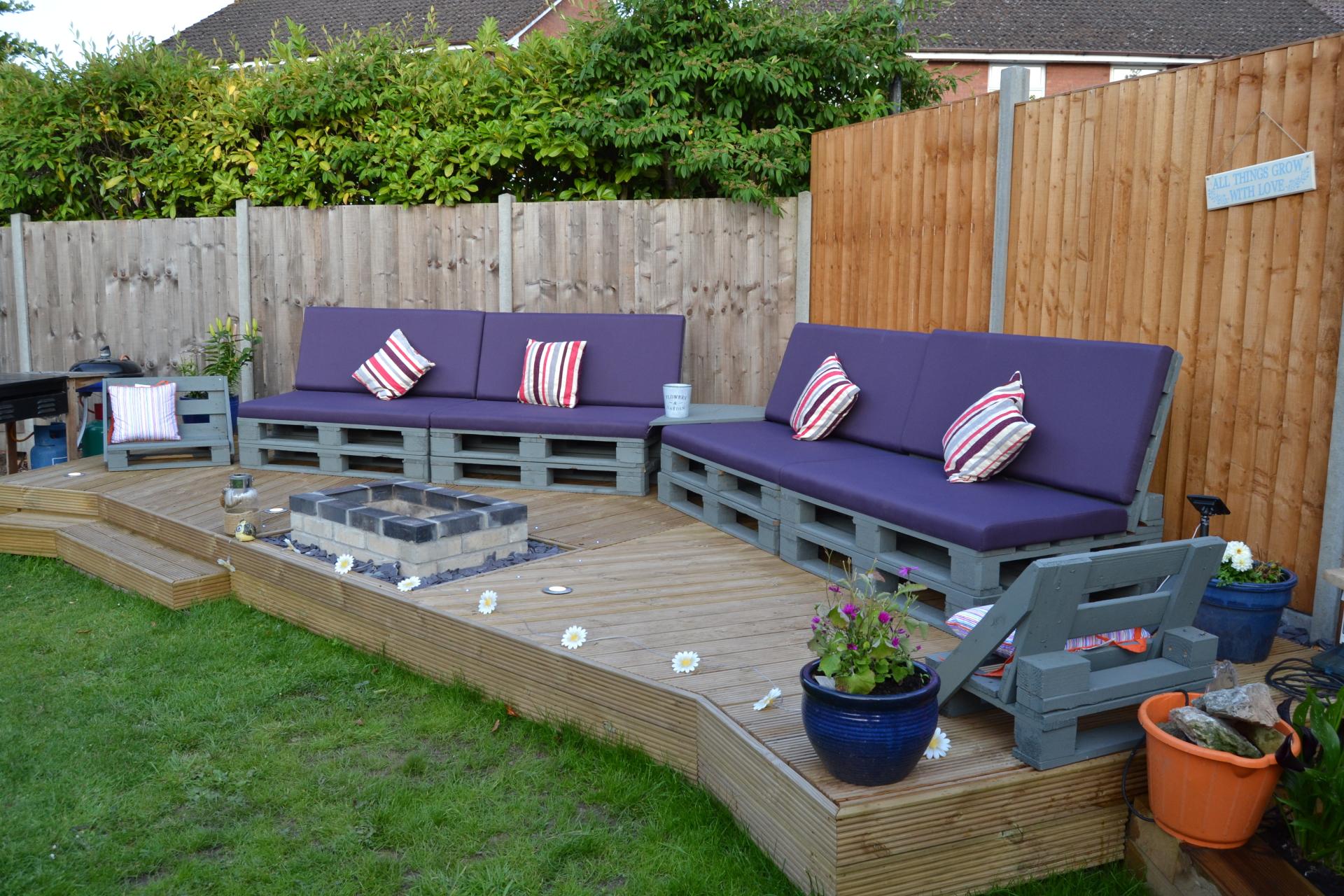 Garden Decking Stratford-upon-Avon