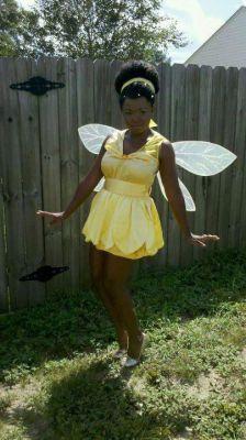 Yellow Iridessa Fairy