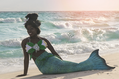 Frog Princess Mermaid
