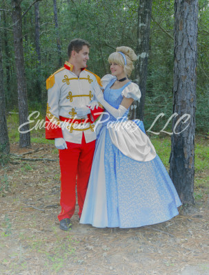 Charming Prince  $60 (when added on with Cinderella)
