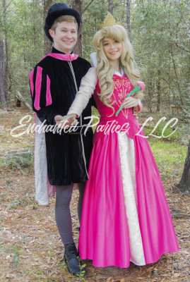 Beauty Prince $60 (when added on with Snow Princess)
