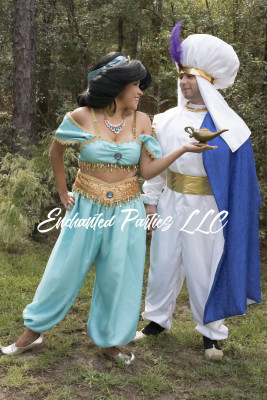 Arabian prince  $60 (when added on with Cinderella)