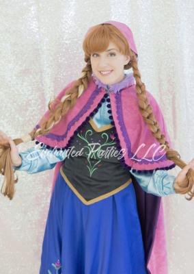 Snow Princess - Winter Version