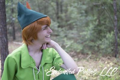 Green Lost Boy