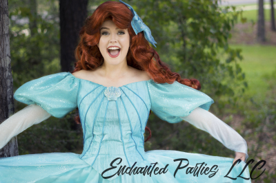 Land Mermaid Princess
