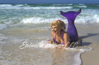 Tower Princess Mermaid