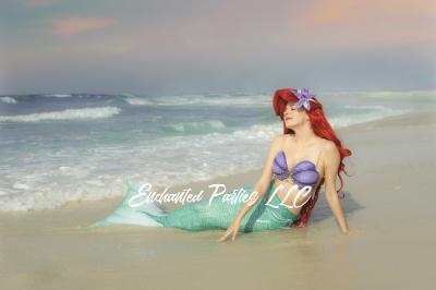 Swimming Mermaid Princess