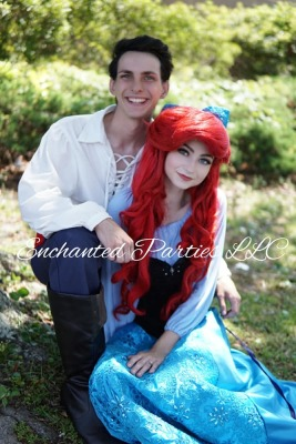 Mermaid's Prince $60 (when added on with Mermaid Princess)