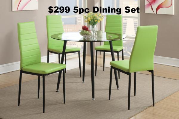 5pc Dining Set