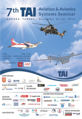 Electronics Valley Aviation and Avionics Systems Seminar 2014