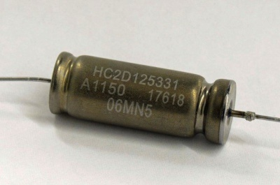 Evans Capacitor Company Overview