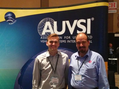 Electronics Valley Signs Media Partnership Agreement with AUVSI