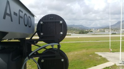 A-FOD for SAFER FLIGHTS - Automated Foreign Object Detection System, by ArgosAI