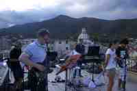 Live in Ceriale, August 2014 - Rehearsal