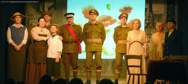Accrington Pals complete costume set