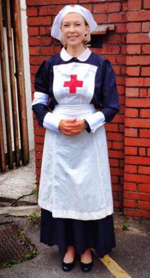 World War One Nurse
